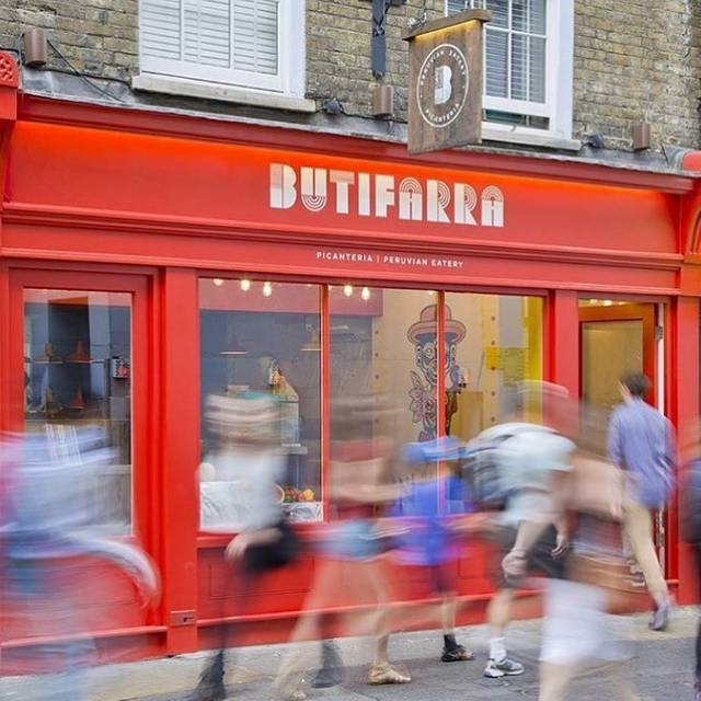 Butifarra, London