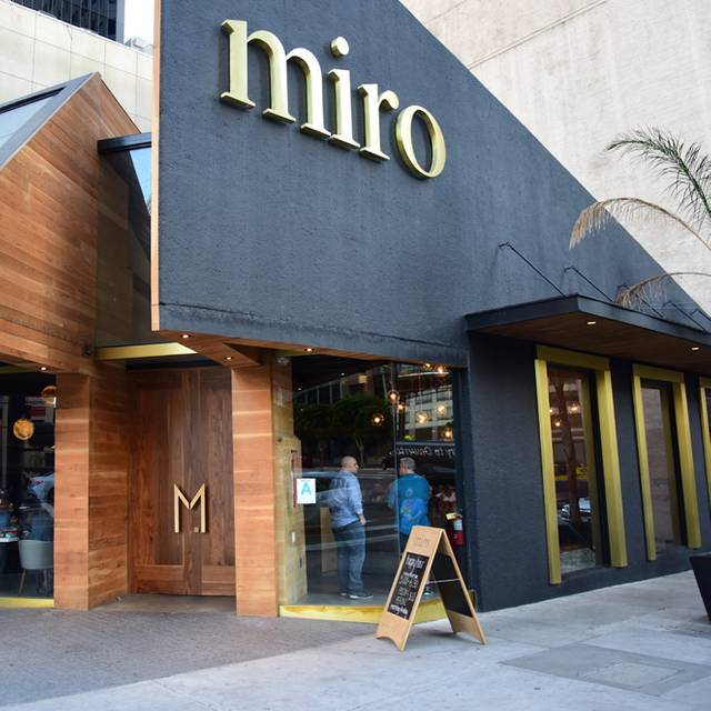 Miro, Los Angeles, CA