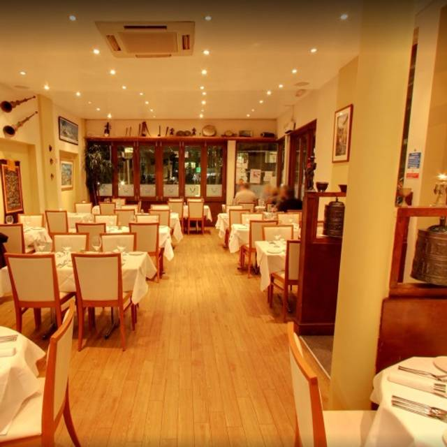 Gurkhas Diner, London