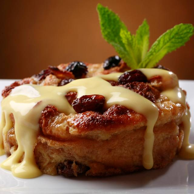 Bread Pudding - Ruth's Chris Steak House - Toronto, Toronto, ON