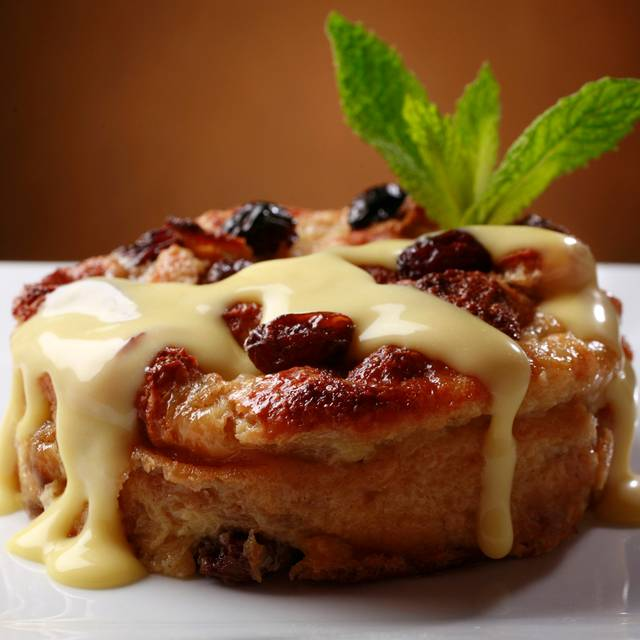 Bread Pudding - Ruth's Chris Steak House - River Walk, San Antonio, TX