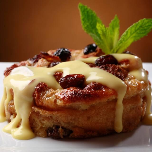 Bread Pudding - Ruth's Chris Steak House - La Cantera, San Antonio, TX