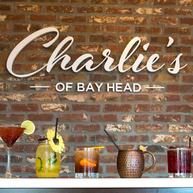 Logo Wall - Charlie's of Bay Head, Bay Head, NJ