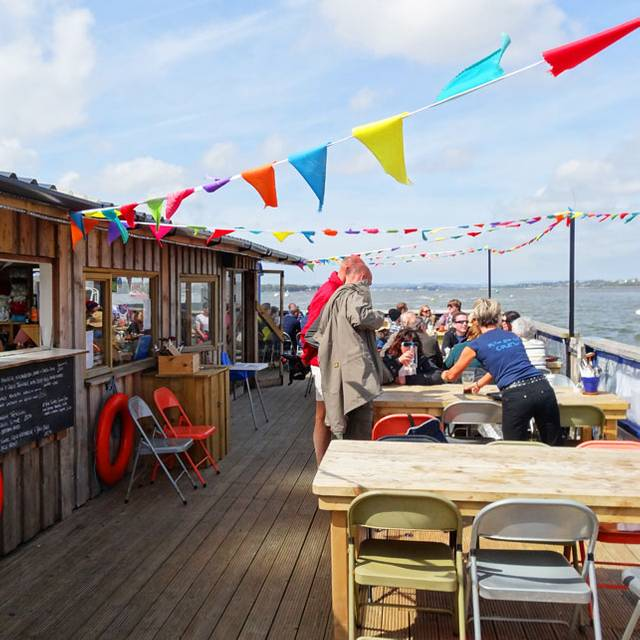 River Exe Cafe, Exmouth, Devon