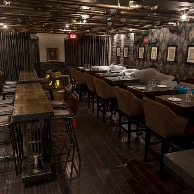 The Alex Craft Cocktail Cellar & Speakeasy, Washington, DC