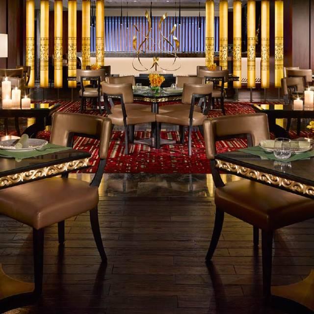 Benjarong dusit thani hotel abu dhabi restaurant abu for Ristorante cipriani abu dhabi
