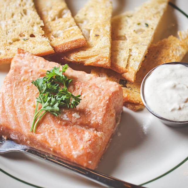 Smoked Salmon Appetizer - Laurenzo's Bar & Grill, Houston, TX