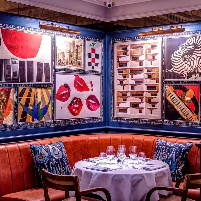 The Ivy Soho Brasserie, London