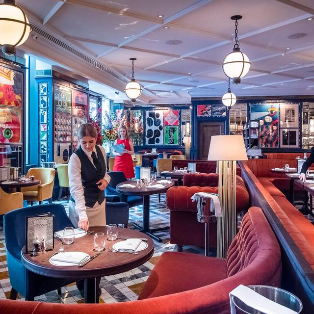 The Ivy Soho Brasserie London Opentable