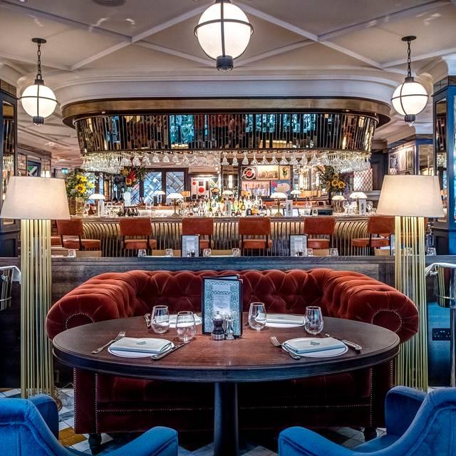 The Ivy Soho Brasserie Restaurant London Opentable