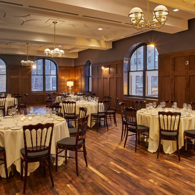 Palmer Parlor - Chicago Firehouse Restaurant, Chicago, IL