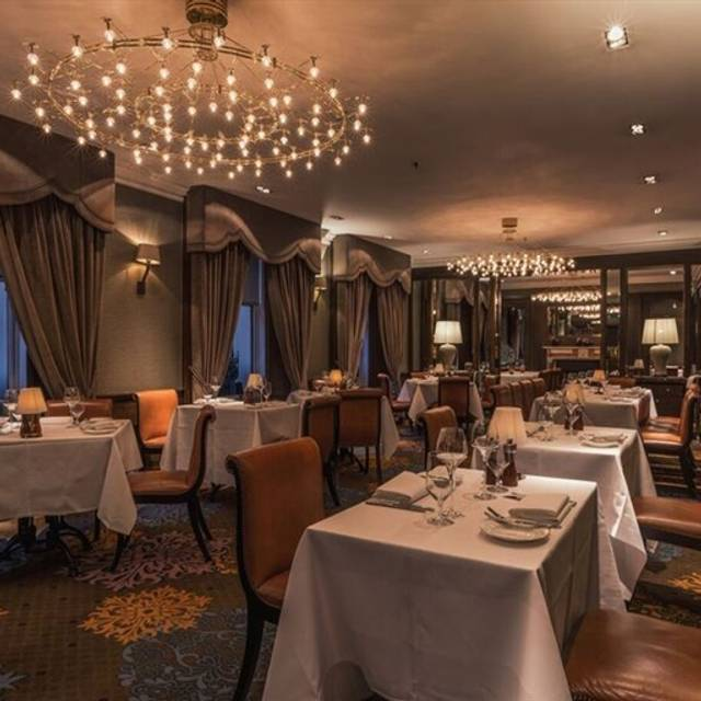 The Saddle Room at the Shelbourne Hotel restaurant - Dublin, Co ...