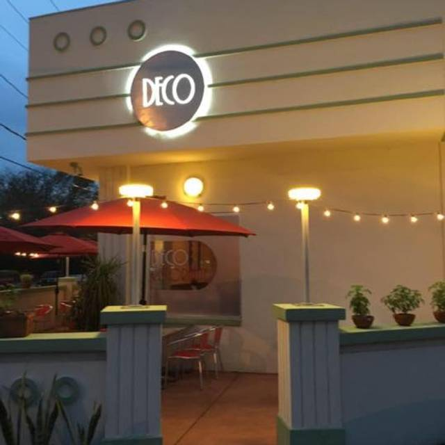 Deco ristorante restaurant richmond va opentable