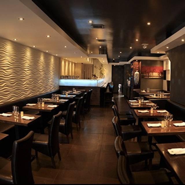 Ajisai Japanese Fusion New York Restaurant Info Reviews