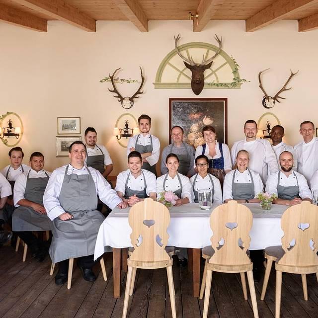 Restaurant August und Maria im Brauereigasthof Hotel Aying, Aying, BY