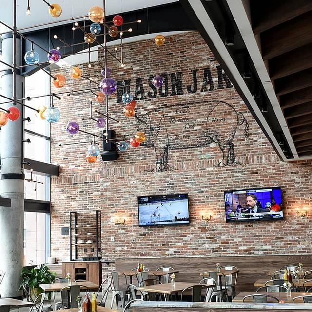 Cerrado permanentemente - Mason Jar BK Restaurante - Brooklyn, NY ...
