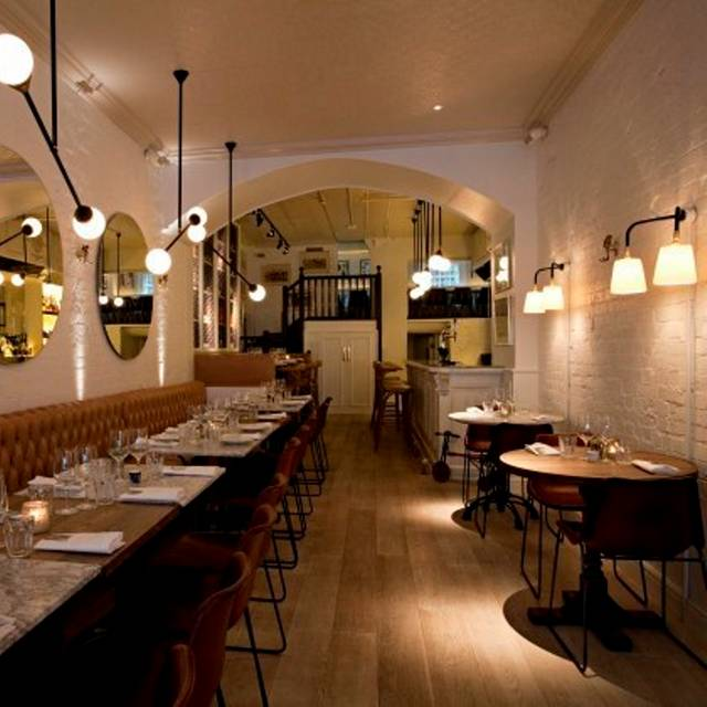 NAC (North Audley Cantine) Restaurant - London, | OpenTable