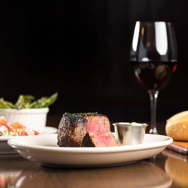 Malones Prime Beef Steakhouse Palomar Restaurant Lexington Ky