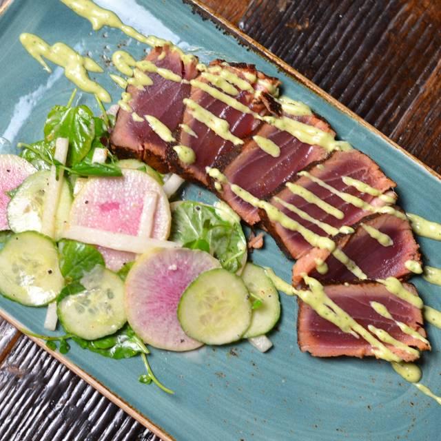 Chili-Rubbed Tuna - OBC Kitchen, Lexington, KY