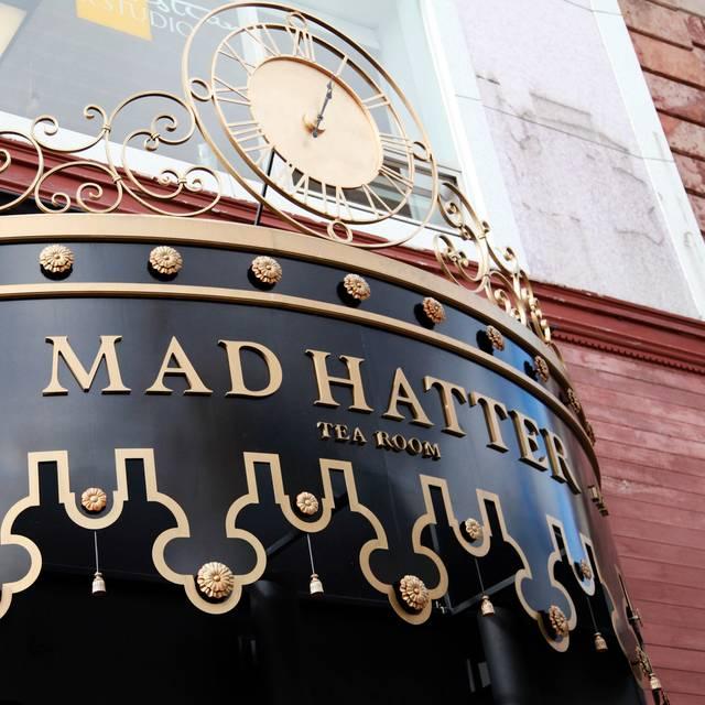 Mad Hatter Bistro, Birmingham, MI
