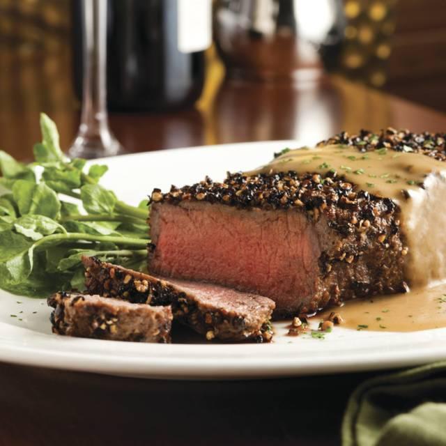 Steak Au Poivre - The Capital Grille - Austin, Austin, TX