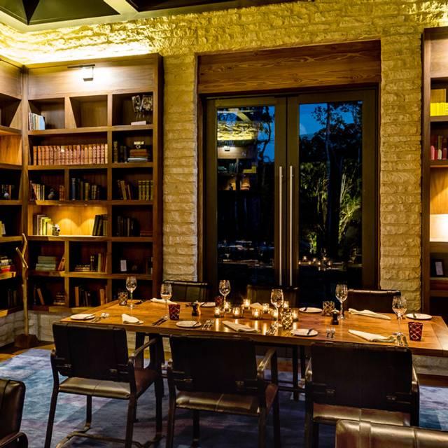 Casa Amate - Library - Casa Amate, Playa del Carmen, ROO