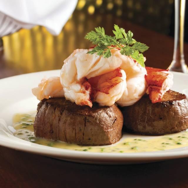 Tenderloin Poached Lobster - The Capital Grille - Cincinnati, Cincinnati, OH