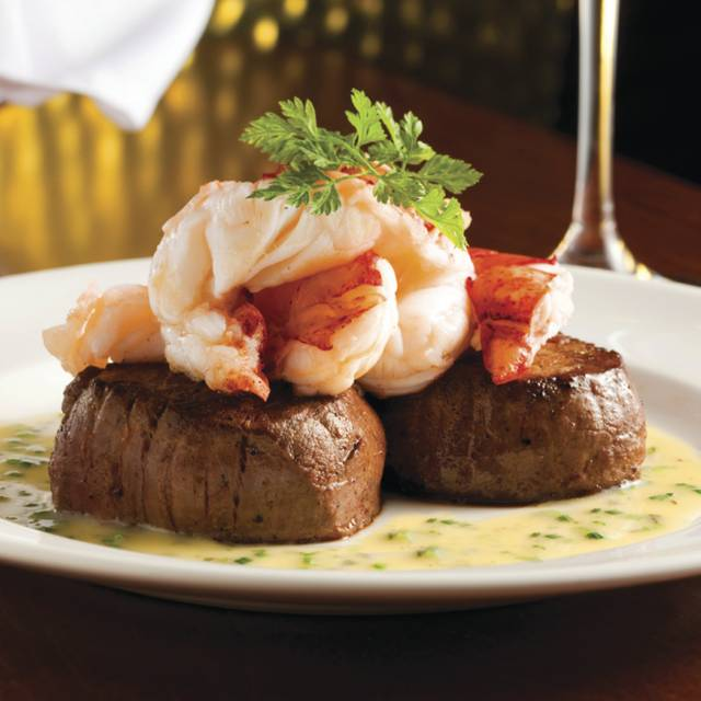 Tenderloin Poached Lobster - The Capital Grille - Charlotte, Charlotte, NC
