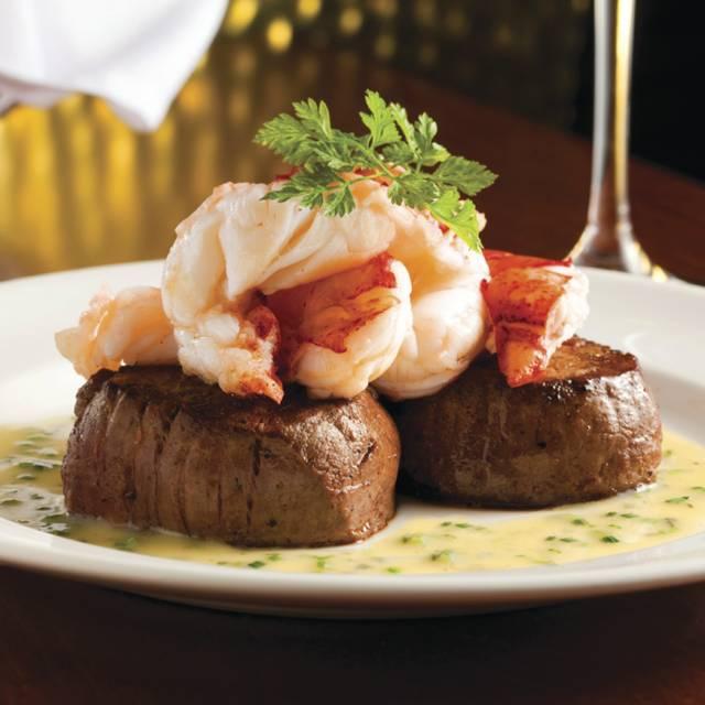 Tenderloin Poached Lobster - The Capital Grille - Denver, Denver, CO