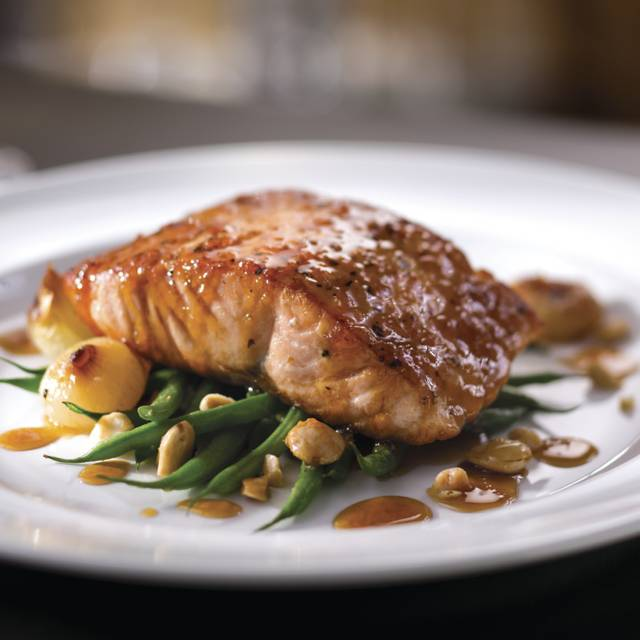 Citrus Salmon - The Capital Grille - Stamford, Stamford, CT