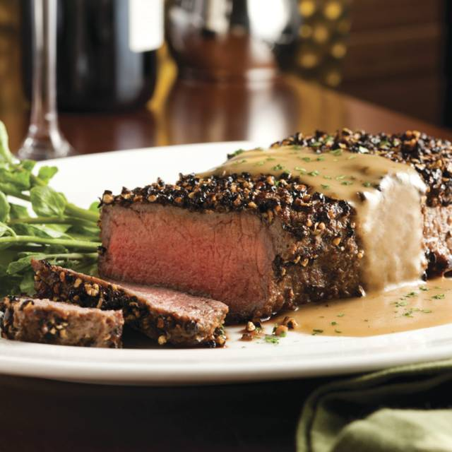 Steak Au Poivre - The Capital Grille - Boston, Boston, MA