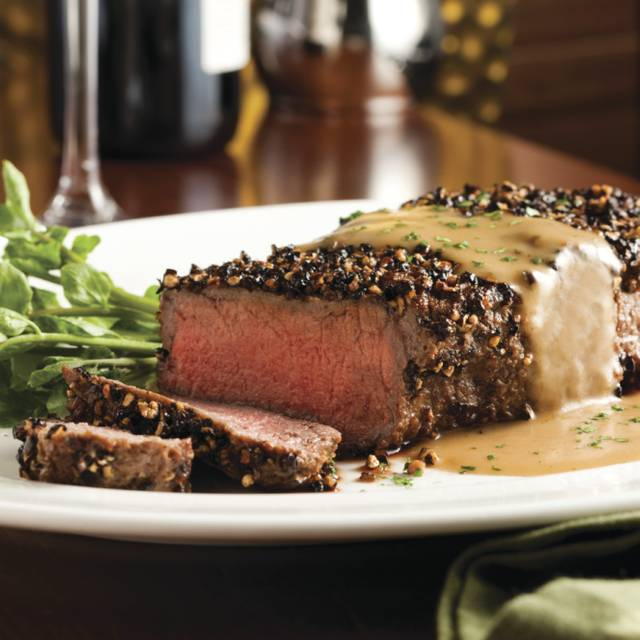 Steak Au Poivre - The Capital Grille - Philadelphia, Philadelphia, PA