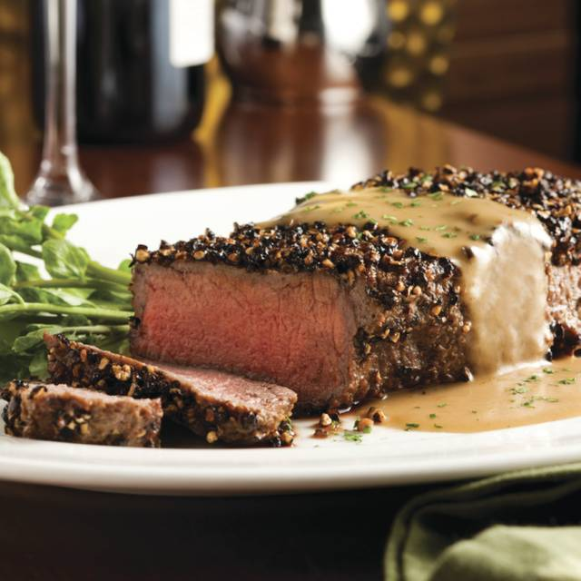 Steak Au Poivre - The Capital Grille - Pittsburgh, Pittsburgh, PA