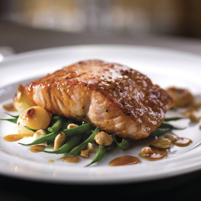 Citrus Salmon - The Capital Grille - Pittsburgh, Pittsburgh, PA
