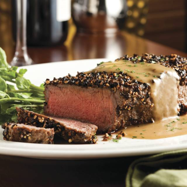 Steak Au Poivre - The Capital Grille - Ft. Lauderdale, Fort Lauderdale, FL