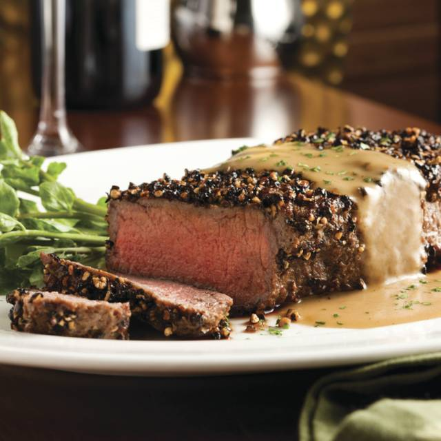 Steak Au Poivre - The Capital Grille - Naples, Naples, FL