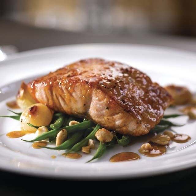 Citrus Salmon - The Capital Grille - Naples, Naples, FL