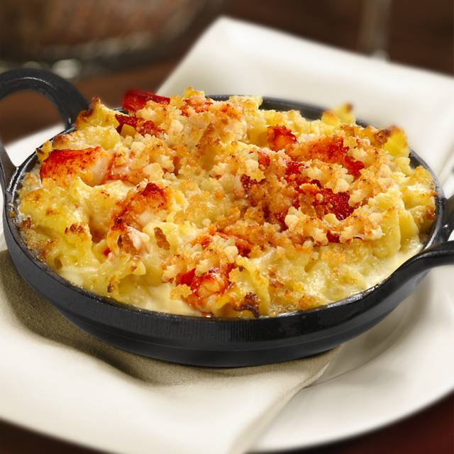 Lobster Mac - The Capital Grille - I Drive, Orlando, FL