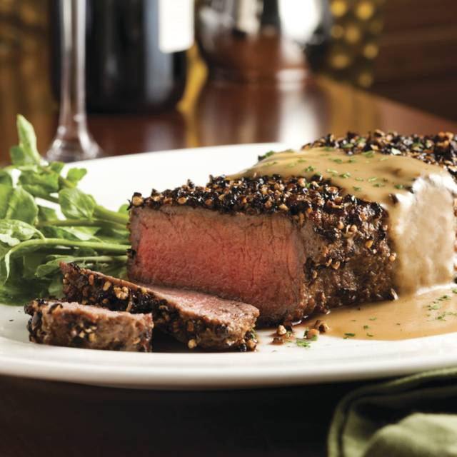 Steak Au Poivre - The Capital Grille - Costa Mesa, Costa Mesa, CA