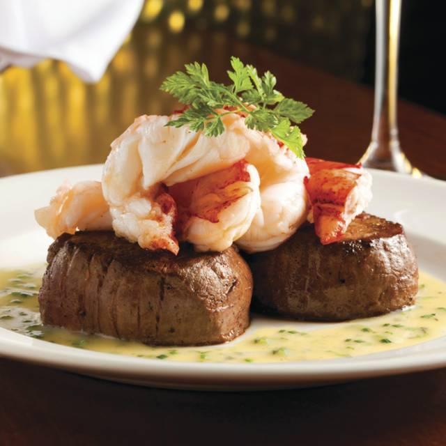 Tenderloin Poached Lobster - The Capital Grille - Troy, Troy, MI