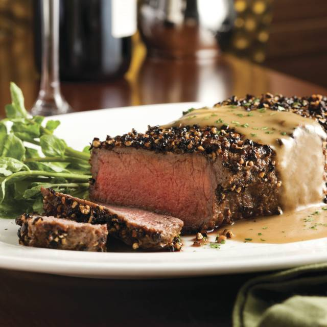 Steak Au Poivre - The Capital Grille - Troy, Troy, MI