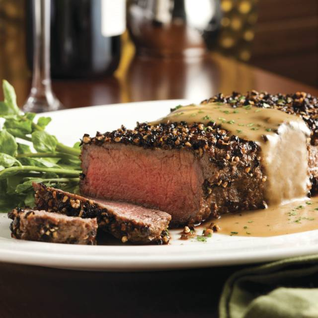 Steak Au Poivre - The Capital Grille - Kansas City, Kansas City, MO