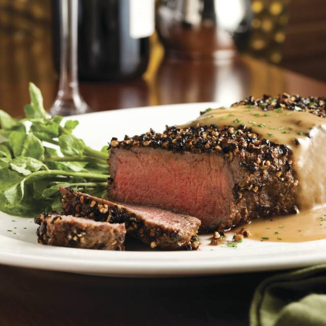 Steak Au Poivre - The Capital Grille - Chicago- Rosemont, Rosemont, IL