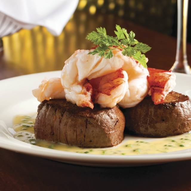 Tenderloin Poached Lobster - The Capital Grille - Washington DC, Washington, DC