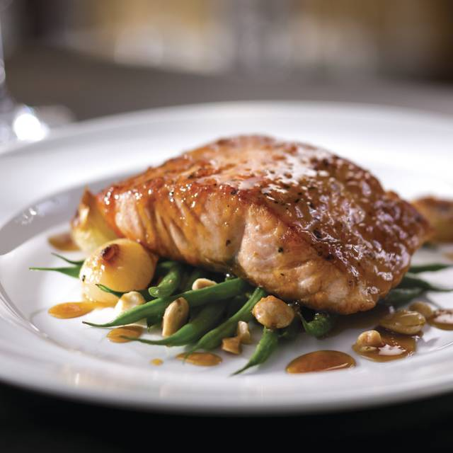 Citrus Salmon - The Capital Grille - Indianapolis, Indianapolis, IN