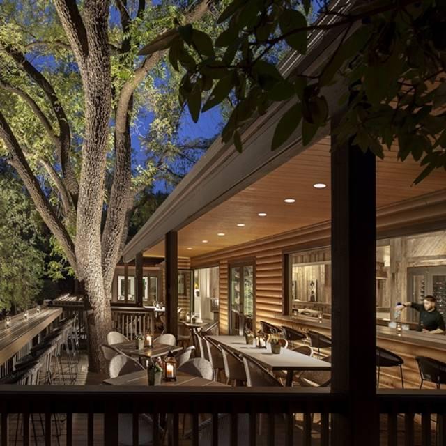 Etch Kitchen & Bar at L'Auberge de Sedona, Sedona, AZ