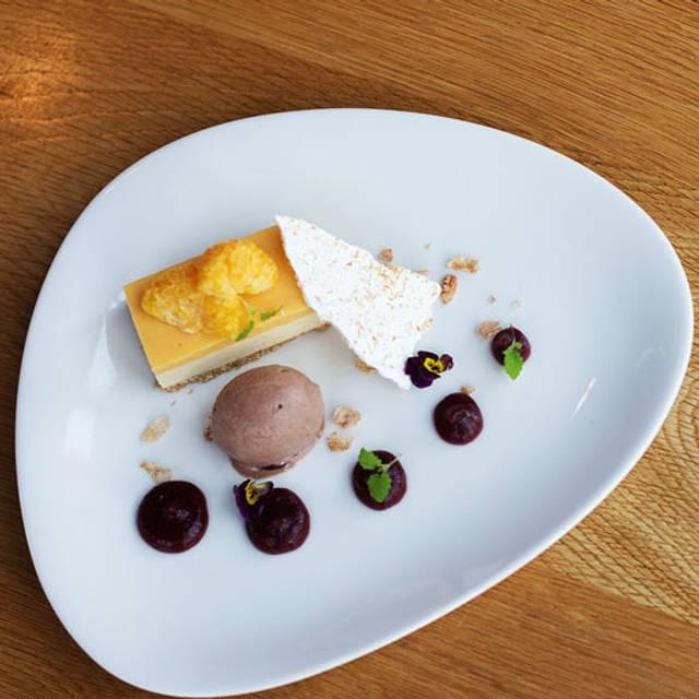 Mandarin Cheesecake - Red Spice QV, Melbourne, AU-VIC