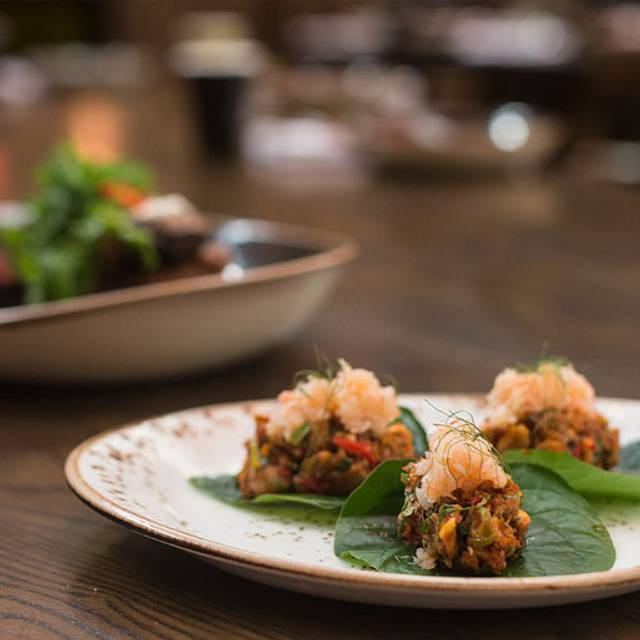 Betel leaves - Red Spice Road, Melbourne, AU-VIC