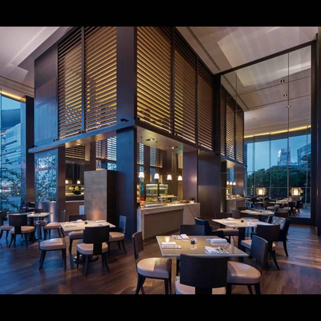 Grand Hyatt Hong Kong Grand Cafe Buffet Price