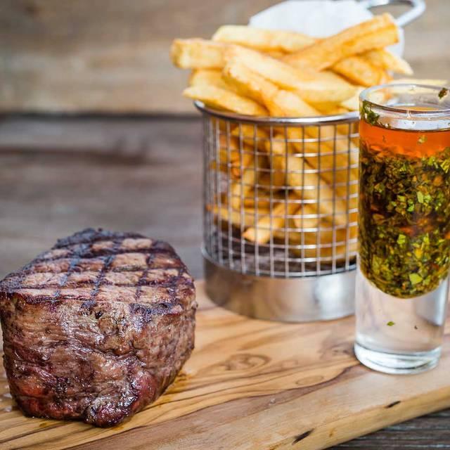 Mingo Argentine Steakhouse-City, London